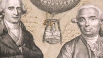 History of Ballooning Montgolfier Brothers