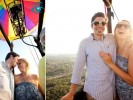Ballooning means to love 500m above the ground