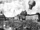 History of Ballooning the first flight